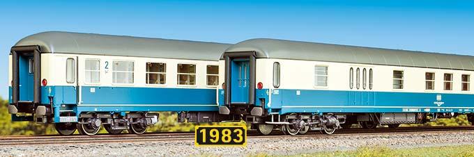 Lsmodels Wagen Für D 347 Kölnberlin H0 Eisenbahnjahre Die
