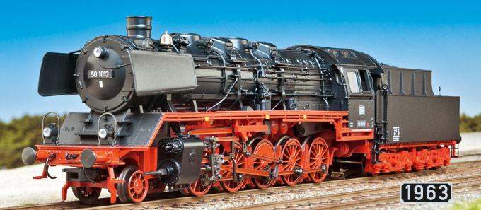 Baureihe 50 von Märklin in H0