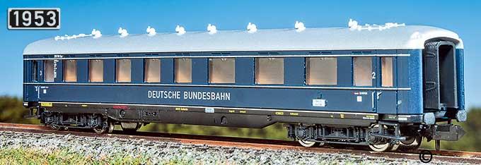 fleischmann-n-schuezenwagen-blau-rheingold-1953