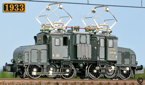 Hobbytrain-E71-H2841
