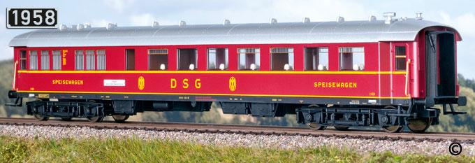 Fleischmann-DSG-Speisewagen-563304