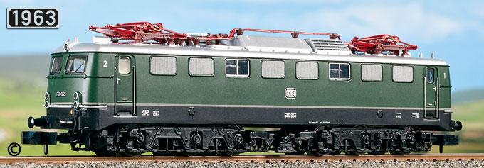 Trix Baureihe E 50