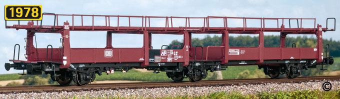 Exact-train-DB-Autotransport-Laes