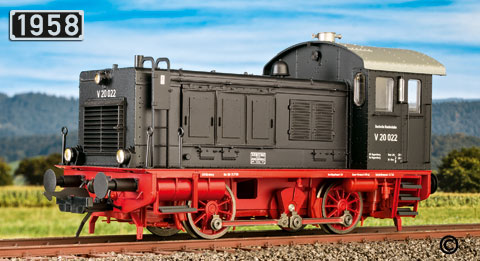 Lenz-V20-DB